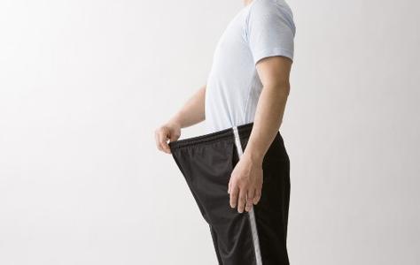 用手部按摩需要减肥的位置