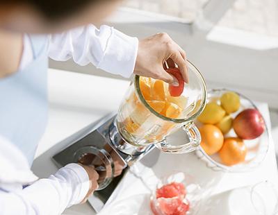 喝果蔬榨汁来减肥的方法