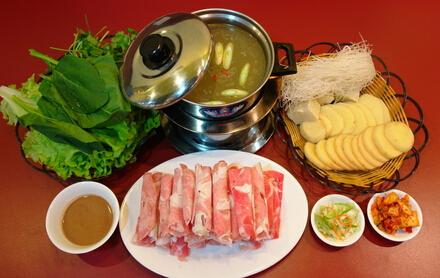 冬季吃火锅 如何选食材好吃还不长胖
