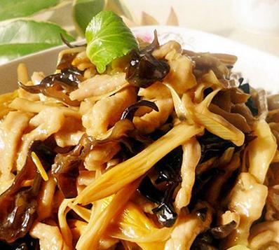 美食饮食相信饮食频道菜谱黄花菜品味有些人并不是十分了解,也家常澄江县图片