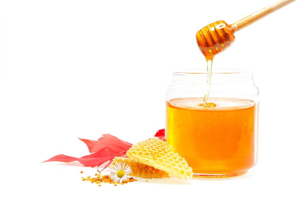 蜂蜜作用多 美容护肤功效大图片