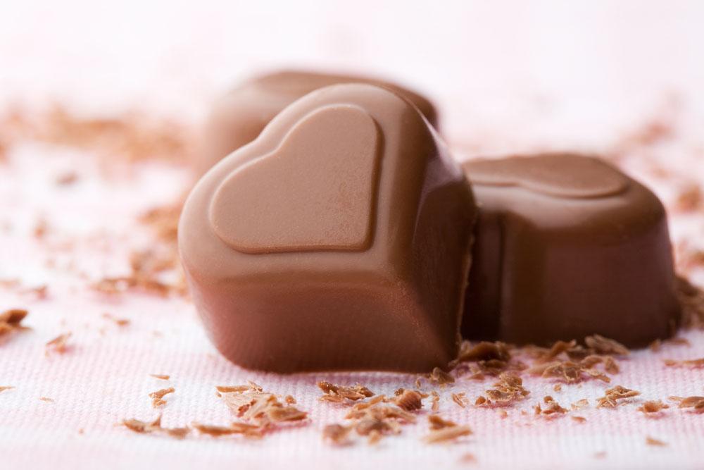 ②老想吃巧克力——缺乏b族维生素!