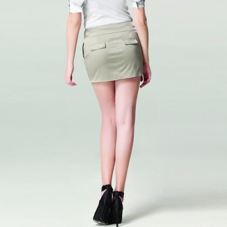 女性穿齐臀短裙的四大危害