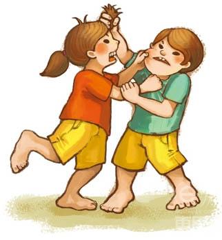 孩子和其他孩子打架该怎么正确处理