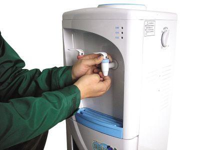 6个步骤教你正确清洗饮水机杀菌