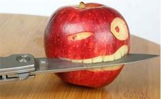 创意食品:你还忍心吃吗
