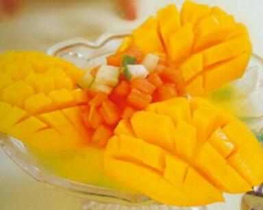 吃芒果没有这么大的副作用