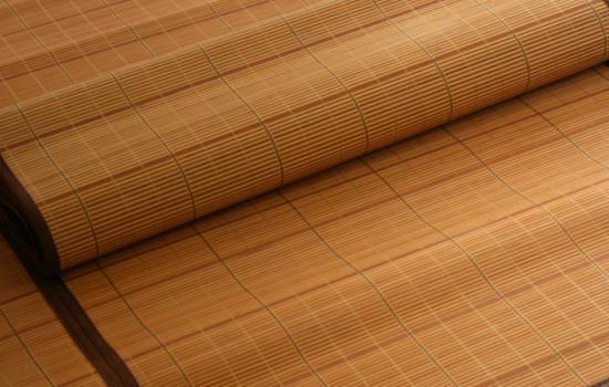 竹席折叠步骤图解