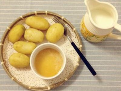 土豆蹲苗步骤图解