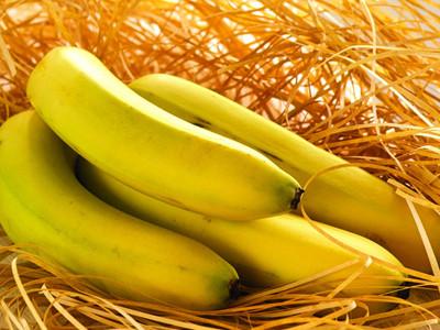 钩针编织水果香蕉图解