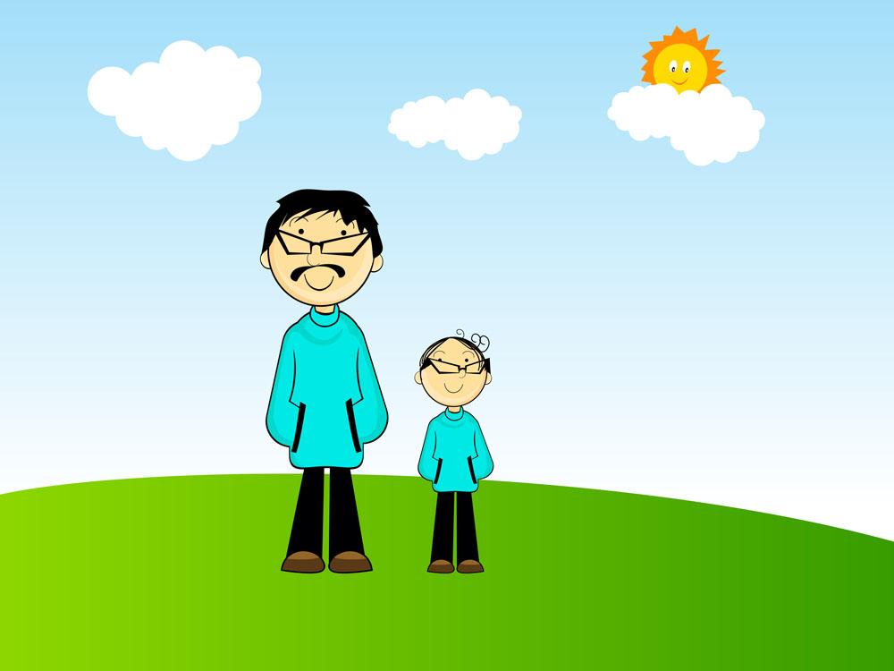 动漫 卡通 漫画 设计 矢量 矢量图 素材 头像 1000_750