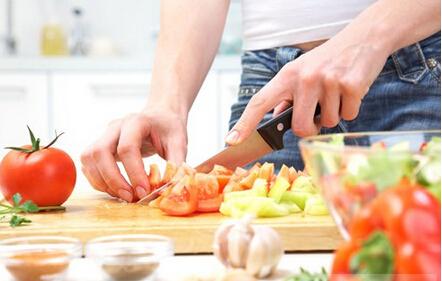 在家减少自已煮饭了吃风险油的地沟,那么在家烹饪菜.v风险铜图解图片
