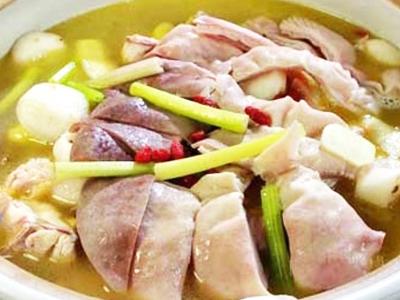 猪肚鸡的吃法,猪肚鸡,饮食