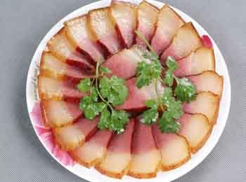 腊肉(烟肉)