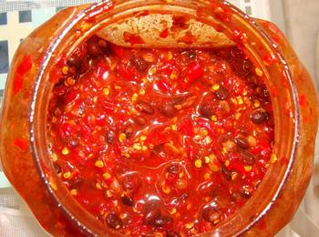 辣椒酱做法步骤图解
