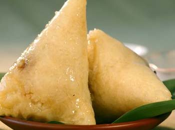 煮粽子的方法与步骤图解