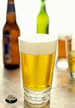 狂饮啤酒可诱发多种疾病