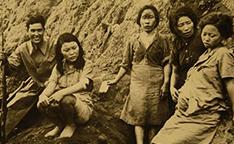 二战中遭受百般凌辱的女人