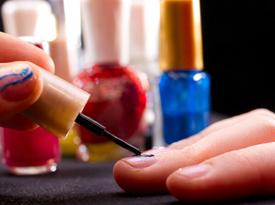 减少化妆品使用